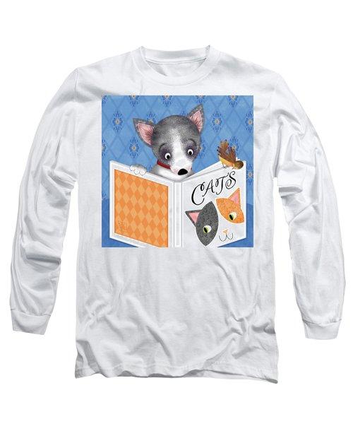 Always Do Your Homework Long Sleeve T-Shirt