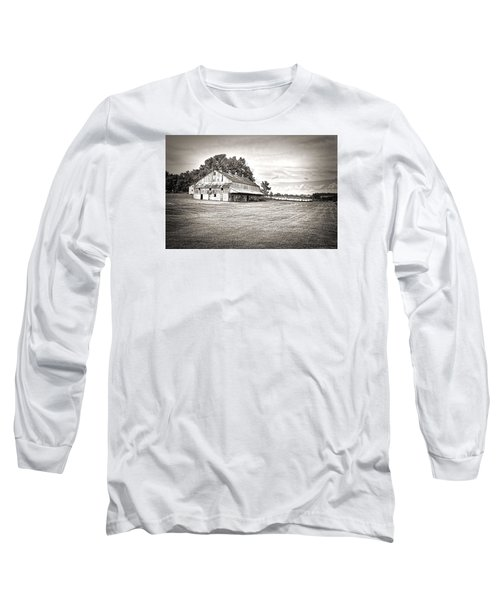 Amana Colonies Farm House Long Sleeve T-Shirt