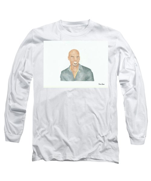 Amaury Nolasco Long Sleeve T-Shirt