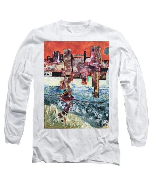 Amazing Places Long Sleeve T-Shirt