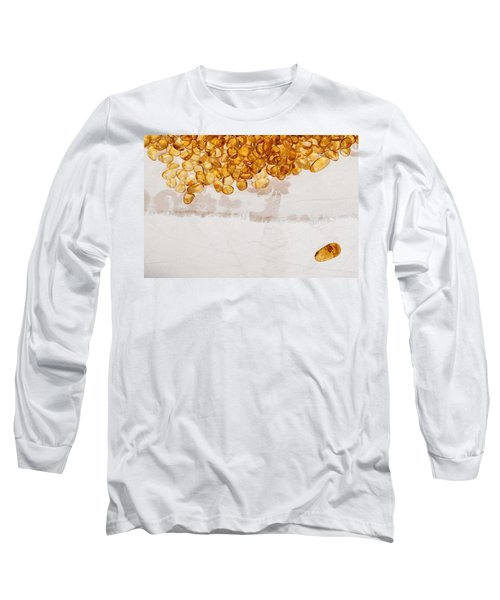 Amber #7863 Long Sleeve T-Shirt