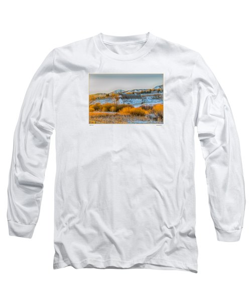 Amber Grass Long Sleeve T-Shirt