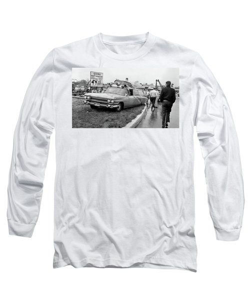 Ambulance Accident Long Sleeve T-Shirt