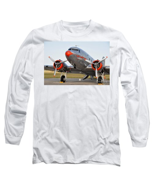 American Airlines Dc3 Long Sleeve T-Shirt