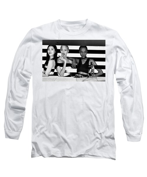 American Beauty Long Sleeve T-Shirt