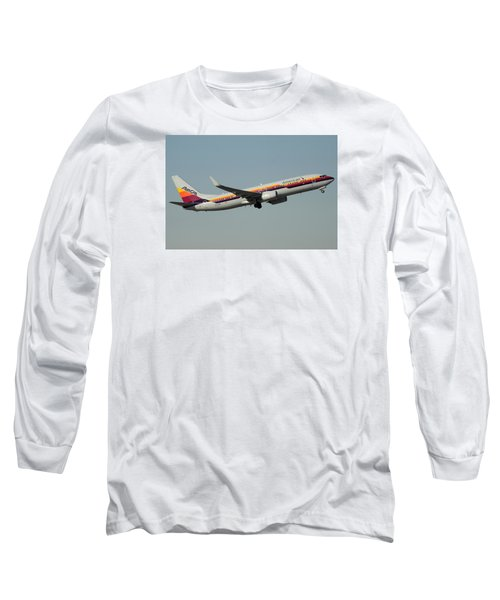 American Boeing 737-823 N917nn December 31 2015 Long Sleeve T-Shirt