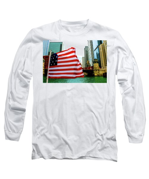 American Chi Long Sleeve T-Shirt
