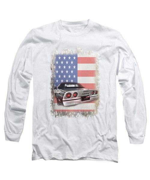 American Dream Machine Long Sleeve T-Shirt
