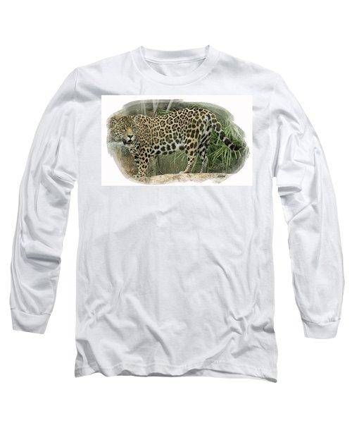 American Jaguar 18 Long Sleeve T-Shirt