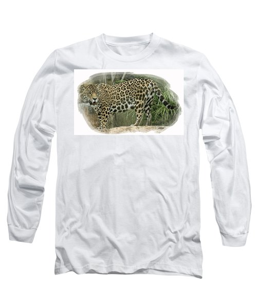American Jaguar 18 Long Sleeve T-Shirt