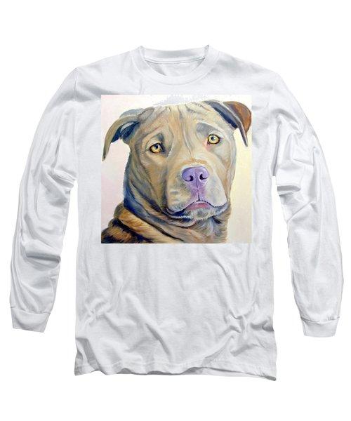 American Pitbull Terrier Long Sleeve T-Shirt