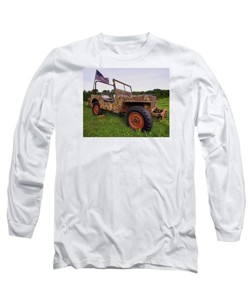 American Pride Long Sleeve T-Shirt