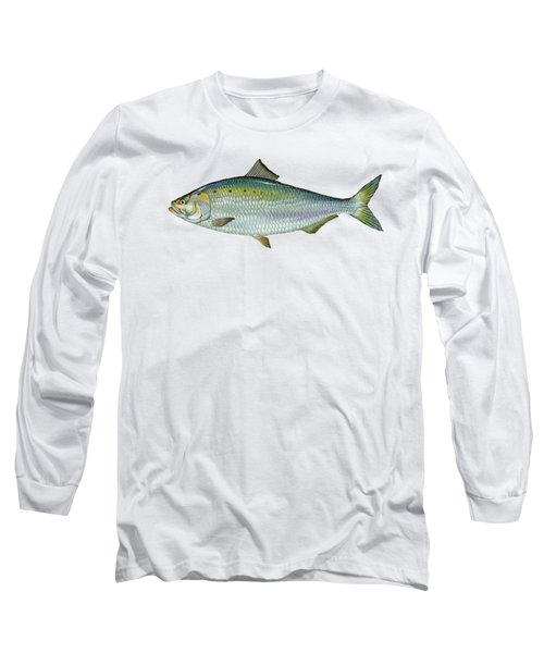 American Shad Long Sleeve T-Shirt