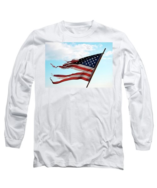 America's Liberty Prevails Long Sleeve T-Shirt