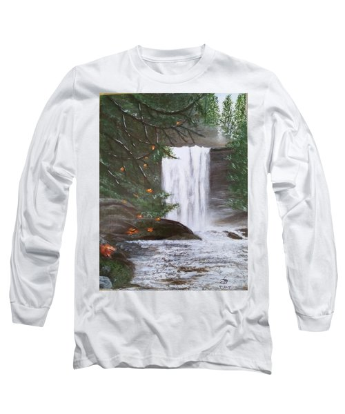 Ammonite Falls Long Sleeve T-Shirt