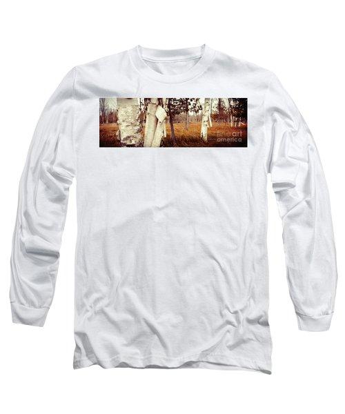 Among The Tall Grass Long Sleeve T-Shirt