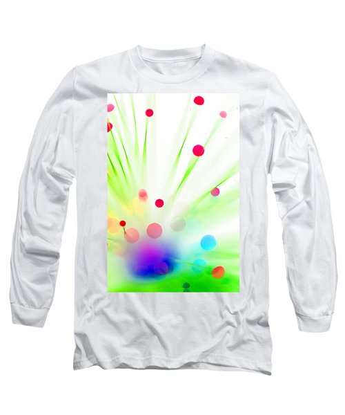 Among The Wildflowers Long Sleeve T-Shirt