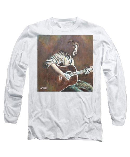 Amos Lee Long Sleeve T-Shirt