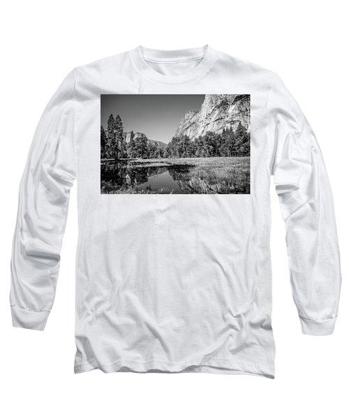 Gamut Long Sleeve T-Shirt by Ryan Weddle