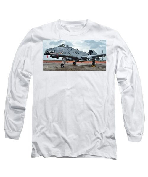 Amy's Jet 6800 Long Sleeve T-Shirt