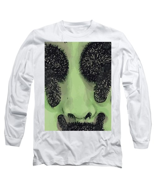 An Alien  Long Sleeve T-Shirt