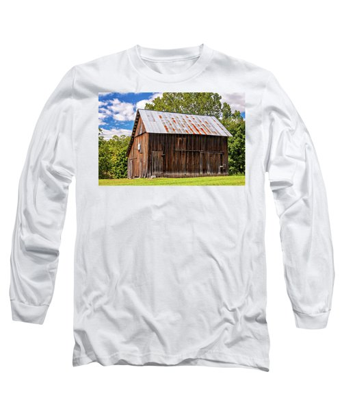 An American Barn 2 Long Sleeve T-Shirt