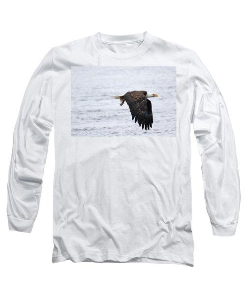 An Eagles Catch 11 Long Sleeve T-Shirt by Brook Burling