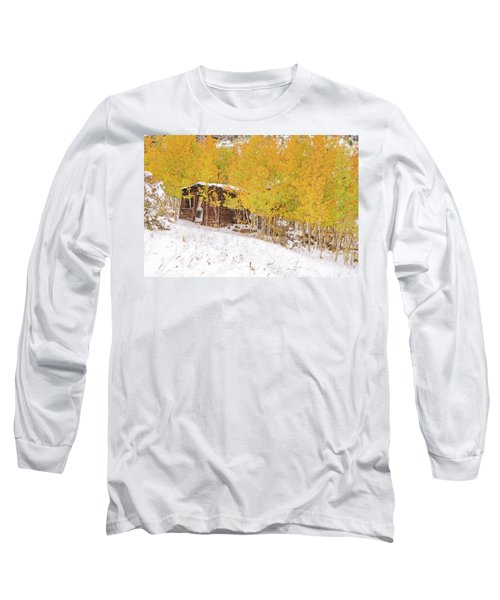 An Example Of Etiolated Nostalgia  Long Sleeve T-Shirt