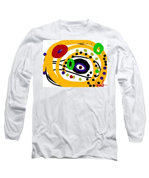 An Eye On You Long Sleeve T-Shirt