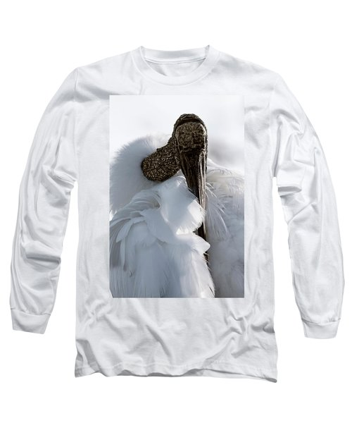 An Intimate Portrait Long Sleeve T-Shirt by Cyndy Doty