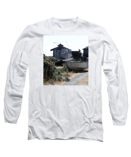 An Island Memory Long Sleeve T-Shirt