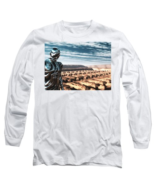 An Untitled Future Long Sleeve T-Shirt