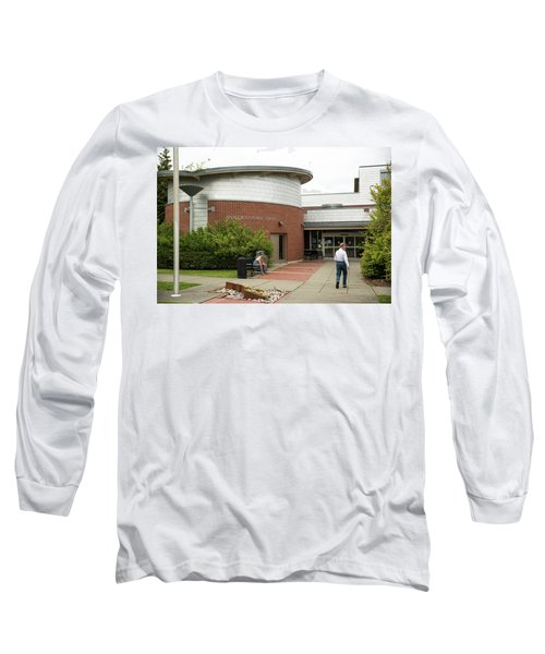 Anacortes Public Library Long Sleeve T-Shirt