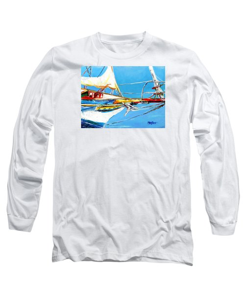 Anchored 2 Long Sleeve T-Shirt