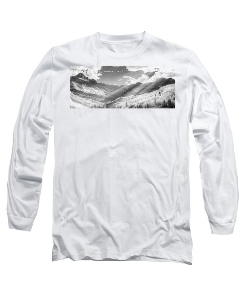 Long Sleeve T-Shirt featuring the photograph And You Feel The Scene by Jon Glaser