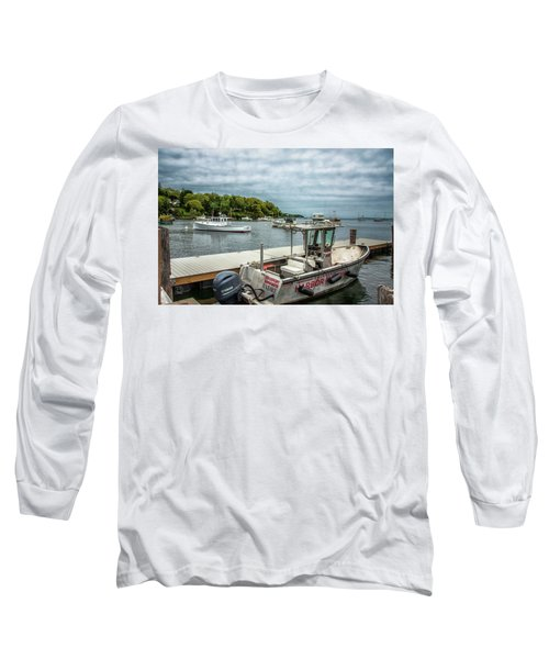 Long Sleeve T-Shirt featuring the digital art Andre by Daniel Hebard