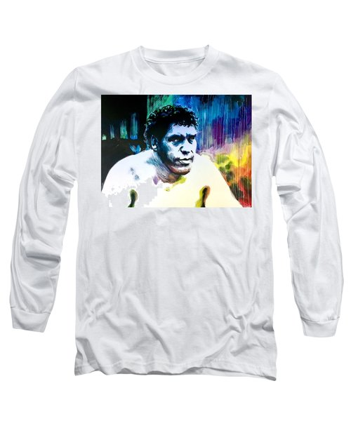 Andre The Giant Long Sleeve T-Shirt
