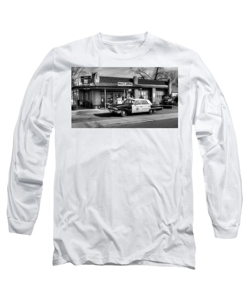 Andy Griffith And Mayberry Long Sleeve T-Shirt
