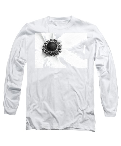 Anemone Bloom Long Sleeve T-Shirt
