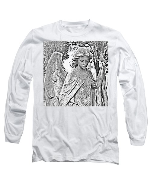 Angel Altered Long Sleeve T-Shirt