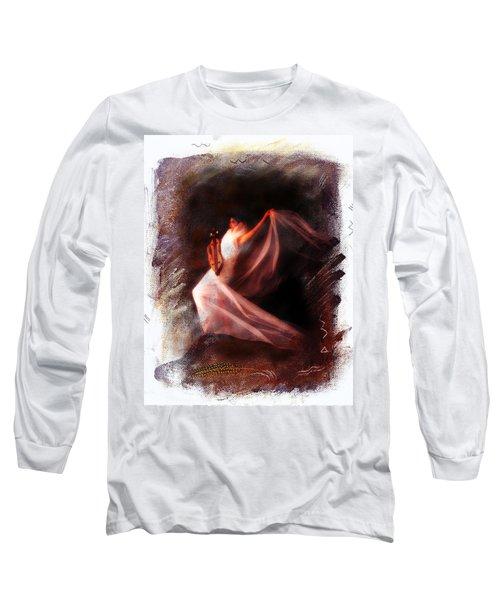 Ballet Angel Long Sleeve T-Shirt