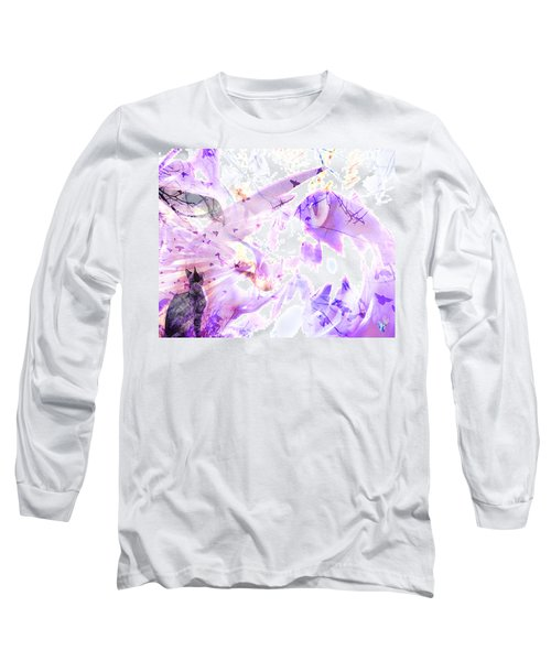 Angel Eyes Long Sleeve T-Shirt