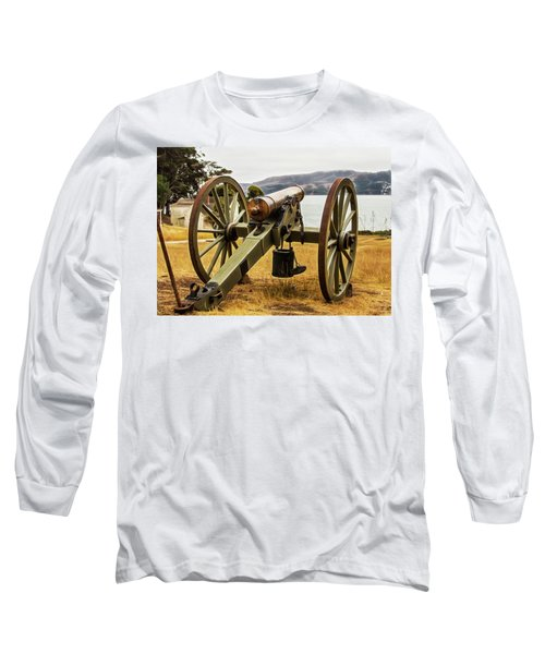 Angel Island Cannon Long Sleeve T-Shirt