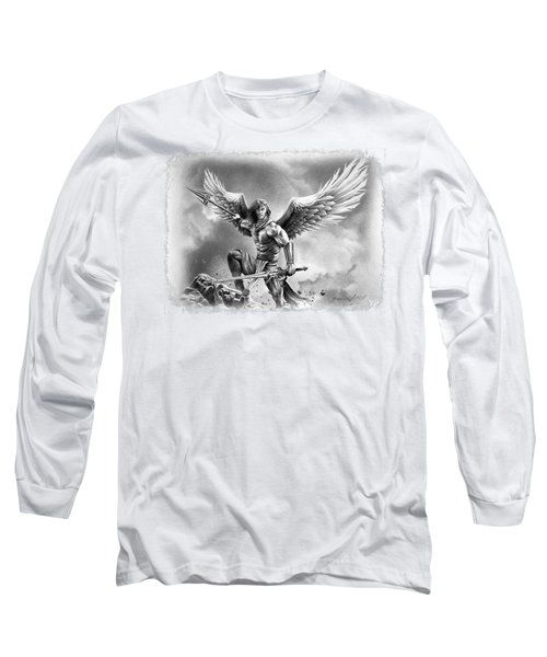 Angel Warrior Long Sleeve T-Shirt