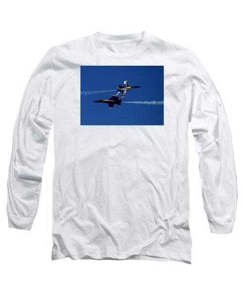 Angelic Convergence Long Sleeve T-Shirt