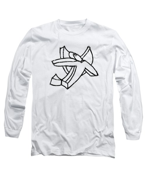Angelic Long Sleeve T-Shirt