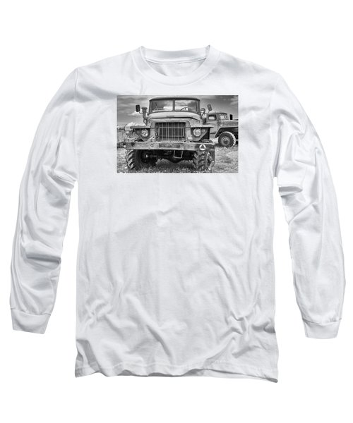 Angry Grandpa Long Sleeve T-Shirt