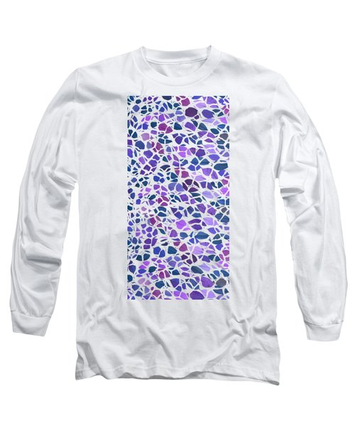 Animal Leaves Purple Phone Case Long Sleeve T-Shirt