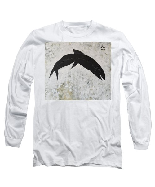 Animalia Black Fish Long Sleeve T-Shirt