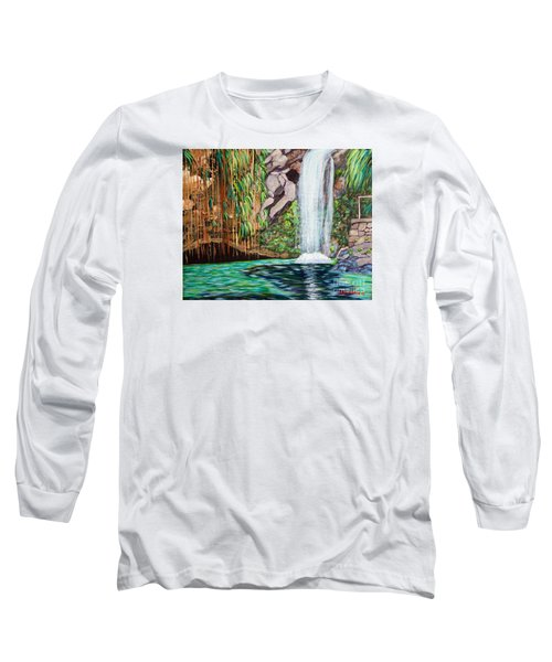 Annandale Waterfall Long Sleeve T-Shirt